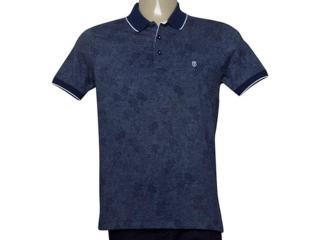 Camisa Masculina Individual 306.22222.379 Marinho - Tamanho Médio