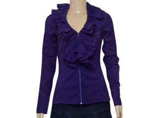 Camisa Feminina Lafort E9i013 Platino - Tamanho Médio