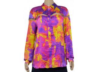 Camisa Feminina Lafort E15v170 Pink - Tamanho Médio