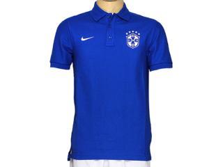 Camisa Masculina Nike 598253-493 Matchup Cbf co Azul - Tamanho Médio