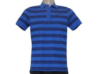 Camisa Masculina Nike 643127-480 Matchup Azul/preto - Tamanho Médio