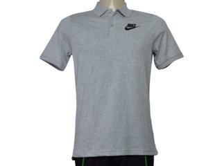 Camisa Masculina Nike 832865-063 Nsw Polo Mescla - Tamanho Médio