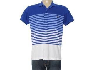 Camisa Masculina Coca-cola Clothing 253200493 Azul - Tamanho Médio