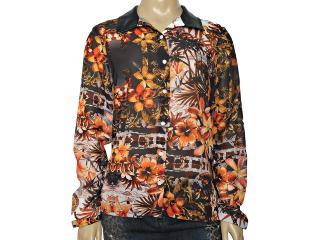 Camisa Feminina Coca-cola Clothing 303200212 Estampado - Tamanho Médio