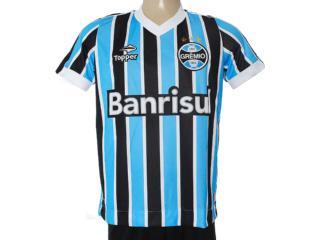 Camisa Masculina Grêmio C2000m Tricolor 2013 Tricolor - Tamanho Médio