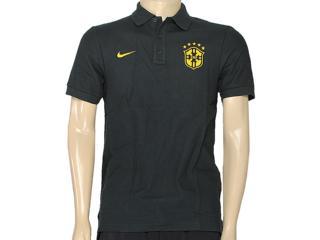 Camisa Masculina Nike 598253-337 Matchup Cbf Musgo Escuro - Tamanho Médio