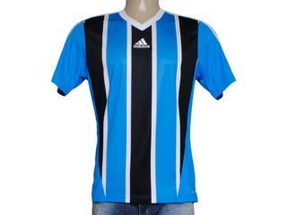 Camiseta Masculina Adidas Z09673 Inspired Tricolor - Tamanho Médio