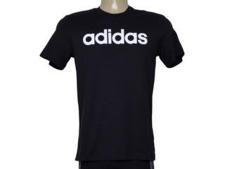 Camiseta Masculina Adidas Br4066 Comm m t Preto - Tamanho Médio