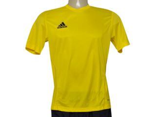 Camiseta Masculina Adidas S22396 Treino Core 1 Amarelo - Tamanho Médio