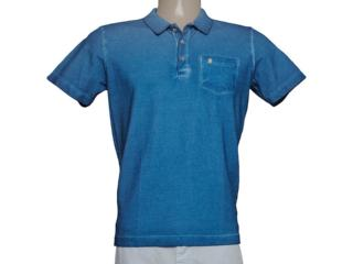 Camiseta Masculina Cavalera Clothing 03.01.3810 Azul - Tamanho Médio