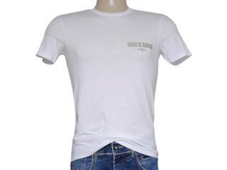 Camiseta Masculina Cavalera Clothing 01.01.7217 Branco - Tamanho Médio