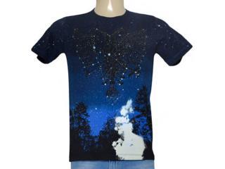 Camiseta Masculina Cavalera Clothing 01.01.8862 Royal - Tamanho Médio