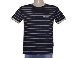 Camiseta Masculina Cavalera Clothing 01.01.8929 Preto - Tamanho Médio