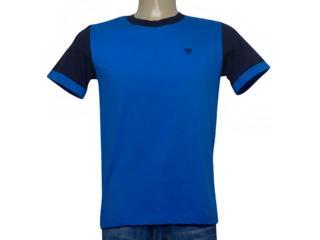 Camiseta Masculina Cavalera Clothing 01.01.9962 Royal - Tamanho Médio