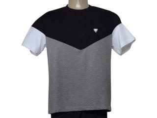 Camiseta Masculina Cavalera Clothing 01.01.9700 Preto - Tamanho Médio