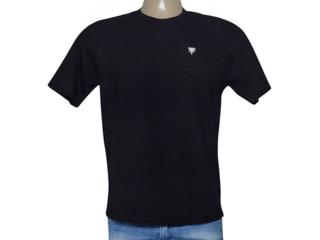 Camiseta Masculina Cavalera Clothing 01.01.9197 Preto - Tamanho Médio