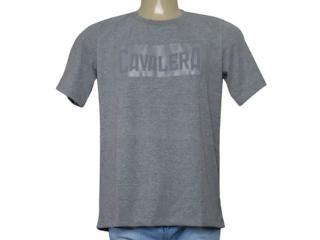 Camiseta Masculina Cavalera Clothing 01.01.9585 Mescla - Tamanho Médio