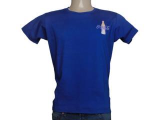 Camiseta Masculina Coca-cola Clothing 353203661 Marinho - Tamanho Médio