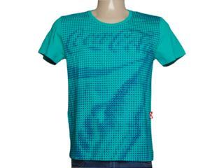 Camiseta Masculina Coca-cola Clothing 353203785 Verde - Tamanho Médio