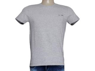 Camiseta Masculina Coca-cola Clothing 353204228 Mescla Escuro - Tamanho Médio