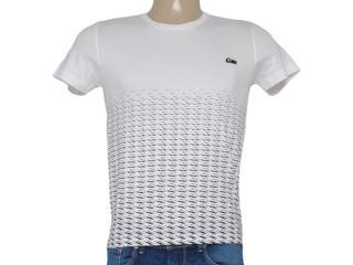 Camiseta Masculina Coca-cola Clothing 353203890 Off White - Tamanho Médio