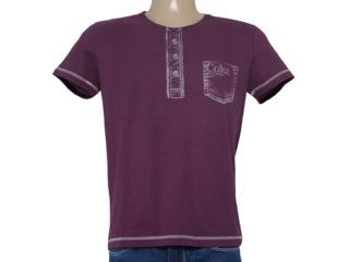 Camiseta Masculina Coca-cola Clothing 353203512 Vinho - Tamanho Médio