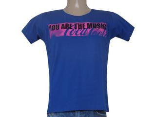 Camiseta Masculina Coca-cola Clothing 353203755 Marinho - Tamanho Médio