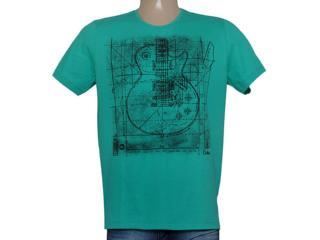 Camiseta Masculina Coca-cola Clothing 355200034 Verde - Tamanho Médio
