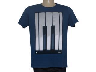 Camiseta Masculina Coca-cola Clothing 355200041 Marinho - Tamanho Médio