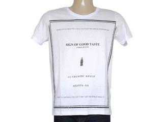 Camiseta Masculina Coca-cola Clothing 353204817 Branco - Tamanho Médio