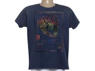 Camiseta Masculina Coca-cola Clothing 355200030 Marinho - Tamanho Médio
