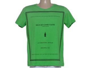 Camiseta Masculina Coca-cola Clothing 353204817 Verde - Tamanho Médio
