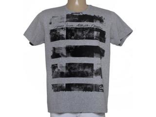 Camiseta Masculina Coca-cola Clothing 353204764 Mescla - Tamanho Médio