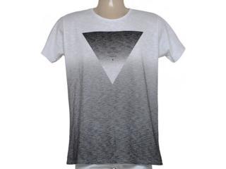 Camiseta Masculina Coca-cola Clothing 355200026 Branco - Tamanho Médio