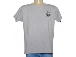Camiseta Masculina Coca-cola Clothing 353204211 Cinza - Tamanho Médio