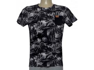 Camiseta Masculina Coca-cola Clothing 353205629 Var1 Preto/branco - Tamanho Médio
