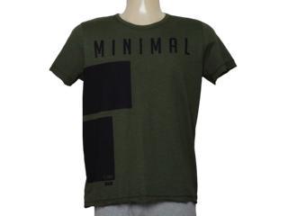 Camiseta Masculina Coca-cola Clothing 355200232 Verde - Tamanho Médio