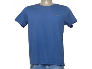 Camiseta Masculina Coca-cola Clothing 353206115 33778 Azul - Tamanho Médio
