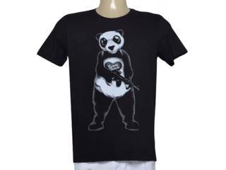 Camiseta Masculina Coca-cola Clothing 355600153 Preto - Tamanho Médio