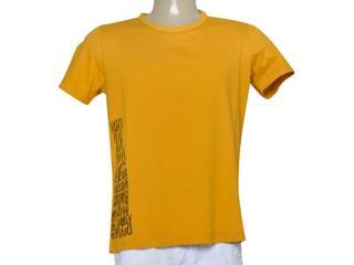 Camiseta Masculina Coca-cola Clothing 353205133 Mostarda - Tamanho Médio