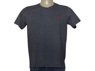 Camiseta Masculina Coca-cola Clothing 353205495 Grafite - Tamanho Médio