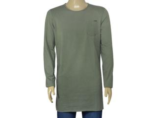 Camiseta Masculina Coca-cola Clothing 353205409 Verde - Tamanho Médio