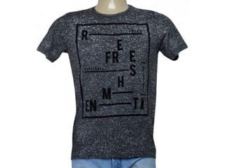 Masculina Camiseta Coca-cola Clothing 353205537 Preto - Tamanho Médio