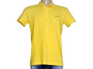 Camiseta Masculina Dopping 015457504 Amarelo - Tamanho Médio