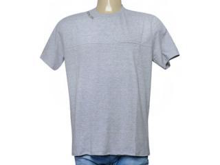 Camiseta Masculina Dopping 015267048 Mescla - Tamanho Médio