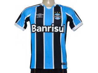 Camiseta Masculina  3g00047 Grêmio  Tricolor - Tamanho Médio