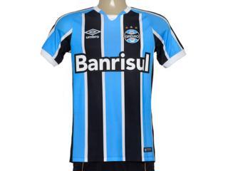Camiseta Masculina 3g00045 Grêmio Gam  Tricolor - Tamanho Médio