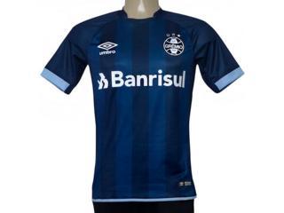 Camiseta Masculina Grêmio 3g160267 of 3 2017/18 Fan  Marinho/azul - Tamanho Médio