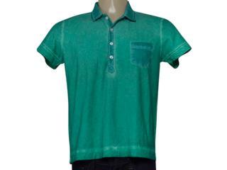 Camiseta Masculina Index 19.08.000028 Verde - Tamanho Médio