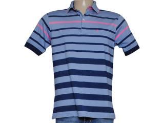 Camiseta Masculina Individual 306.00305.001 Azul - Tamanho Médio